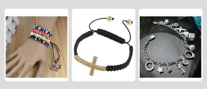 Our bracelets are fashion and good quality.